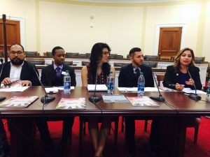 NHLA and LULAC-Capitol Hill Briefing on LGBT Issues