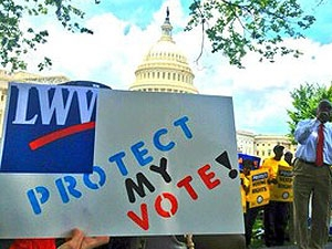 VRA Rally to Restore Voting Rights - June 2014