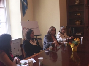 Cafecito with Congressional Latina Leaders