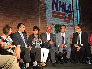 NHLA discusses Latino Priorities at the DNC